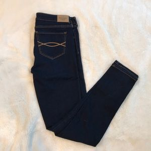Abercrombie and Fitch 6L The A&F jegging Jean